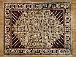 13\'x17\' Peshawar Mahal Design Oversize Hand Knotted Oriental Rug G21050