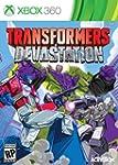 Transformers Devastation - Xbox 360