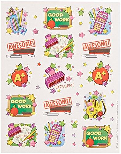 Eureka Celebrate Today Stickers