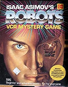 Isaac Asimov's Robots VCR Mystery Game [VHS]