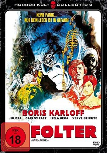 Boris Karloff - Folter