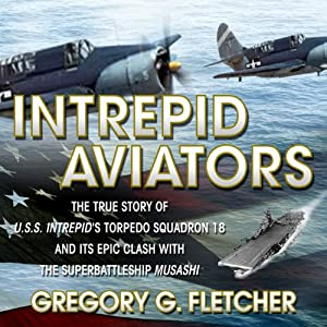 Intrepid Aviators Audiobook