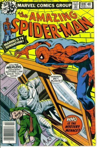 The Amazing Spider-Man #189 : Mayhem by Moonlight (Marvel Comics) (Amazing Spiderman 189 compare prices)