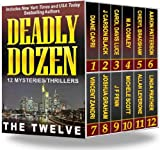 img - for Deadly Dozen: 12 Mysteries/Thrillers book / textbook / text book