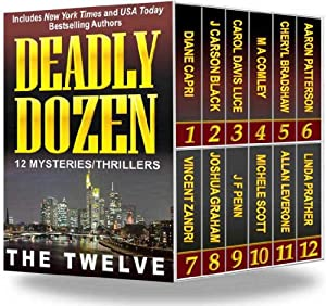 Deadly Dozen: 12 Mysteries