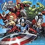 Avengers Wall Calendar (2016)