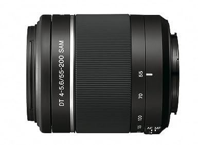 Sony 55-200 SAM Zoom