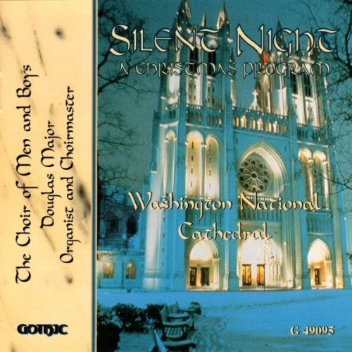 Silent Night, A Christmas Program by Charles Hylton Stewart,&#32;Giovanni Pierluigi da Palestrina,&#32;Richard Wayne Dirksen,&#32;Christmas Traditional and Johann Sebastian Bach