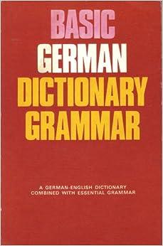 basic german grammar book pdf
