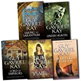 Guy Gavriel Kay Sarantine Mosaic 5 Books Collection Pack Set RRP: £39.95 (Under Heaven. Guy Gavriel Kay, Ysabel, Sailing to Sarantium, The Last Light of the Sun, Lord of Emperors)