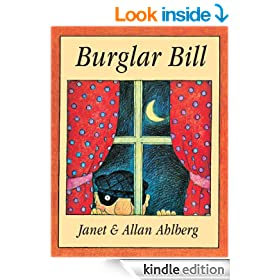 Burglar Bill (Picture Puffin)
