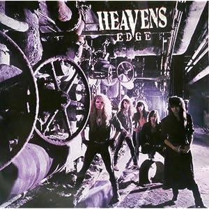 Heaven's Edge cover