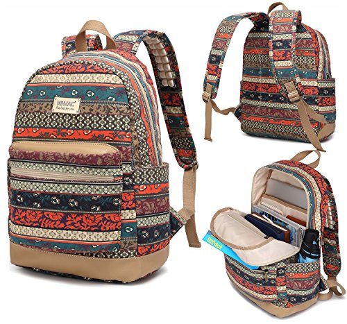 Bohemian Small Size Backpack
