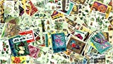 Malaysia Stamp Collection - 200 Different Stamps