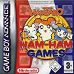 Hamtaro Ham-Ham Games - Game Boy Advance