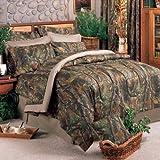 Realtree Hardwoods Comforter Set, King