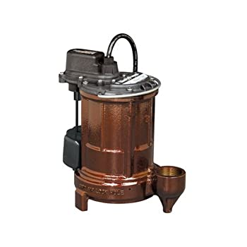 Liberty Pumps 257 Automatic Submersible Sump/Effluent Pump