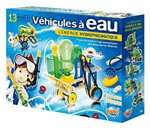Buki - 7323 - Jeu éducatif - Véhicules à Eau