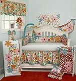 Cotton Tale Designs 8 Piece Bedding Set, Lizzie