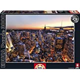 Educa - 14824 - Puzzle - Manhattan - New York - 3000