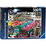 Ravensburger Photo Gallery Canalway Cavalcade London Puzzle (500-Piece)
