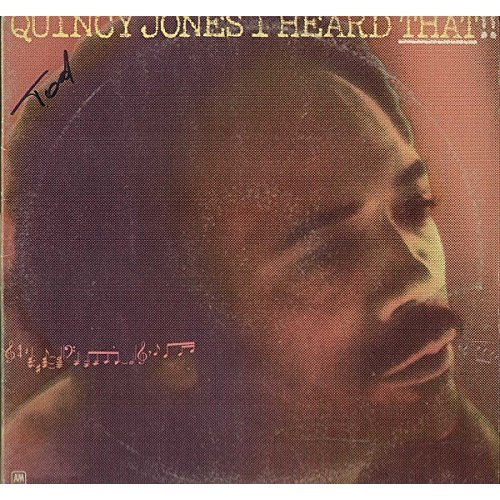 Quincy Jones - I Heard That - Lyrics2You