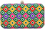 Arisha Kreation Co Clutch (Multicoloured)