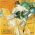 Henri de Toulouse-Lautrec Calendars