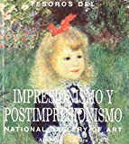 img - for Treasures of Impressionism and Post-Impressionism (Tiny Folio) (Spanish Edition) book / textbook / text book