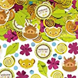 Sweet Circle of Life Baby Shower Confetti