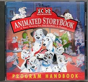 Dalmations animated storybook walt disney amazon co uk software