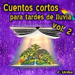 Cuentos Cortos para Tardes de Lluvia, Vol. II [Short Stories for Rainy Afternoons, Volume 2] Audiobook