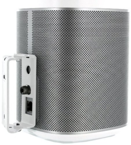 Surround Sound Swivel Wall Mount Suitable For Sonos Play:1 White