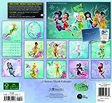 2013 Disney Fairies  Secret of the Wings Wall Calendar