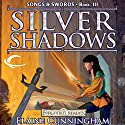 Silver Shadows: Forgotten Realms: Songs & Swords, Book 3 Audiobook by Elaine Cunningham Narrated by Eric Michael Summerer
