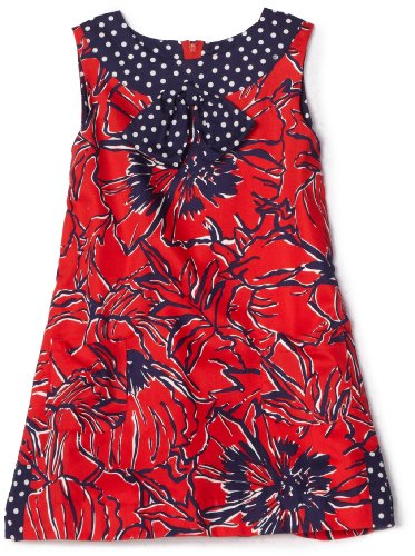 Lilly Pulitzer Girls 2-6x Little Sailor Shift Standing Ovation Dress