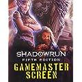 Shadowrun 5th E GM Screen