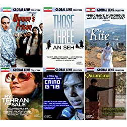 Global Lens - The Best of World Cinema - Volume 10: Middle East - 6 DVD Collector's Edition