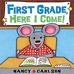 First Grade, Here I Come! Audiobook