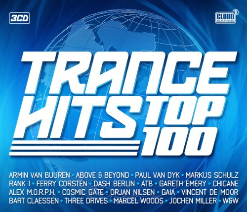 VA-Trance Hits Top 100-3CD-2012-wAx Download
