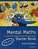 img - for Mental Maths: Starter Book [with Answers] by Anita Straker (2007-12-01) book / textbook / text book