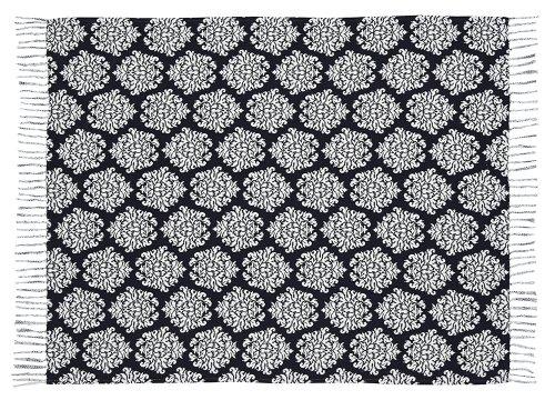 Vienna Printed Woven Throw 55X70