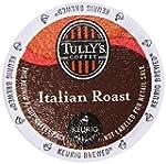 Tully's Coffee 74-00286 Italian Roast...