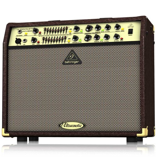 Behringer Acx1800 Ultracoustic 180-Watt Amplifier