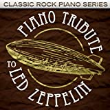 Various Artists Piano Tribute to Led Zeppelin