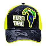 Ben 10 Alien Force Kids Baseball Cap (Color: Yellow, Tamaño: Various)