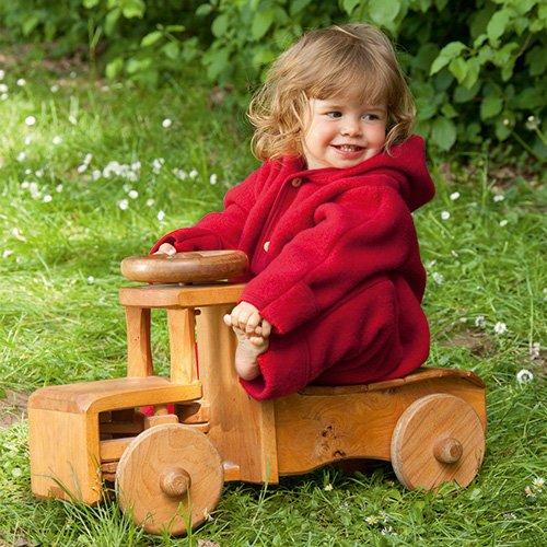 merino-wool-organic-fleece-baby-newborn-romper-hooded-footed-0-3-mon-red