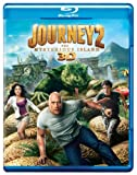 Cover art for  Journey 2: The Mysterious Island (Three-Disc Blu-ray 3D/Blu-ray/DVD Combo +  UltraViolet Digital Copy)