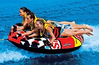 Sportstuff Frequent Flyer Inflatable Tube 53-1661