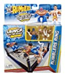 WWE Rumblers Ring mit Wrestling Figur...